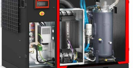What are the Benefits of Using a Rotary Screw Air Compressor